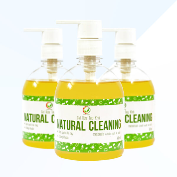 Natural cleaning 450ml